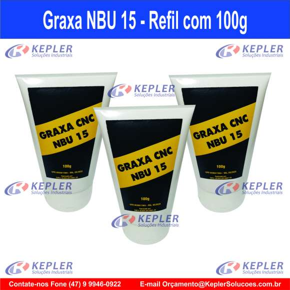 Graxa NBU15 - 100g