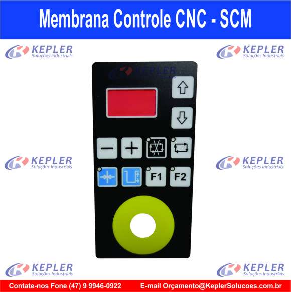 Membrana Display Pigna Syntesis Mobile SCM